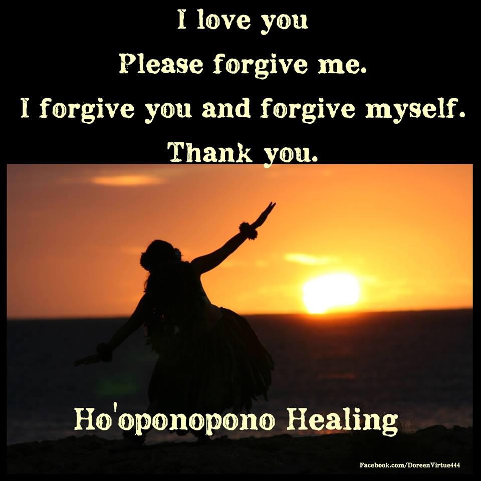 Hawaiian Healing Prayer